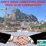 Amb cobertura legal o no, prou ja de corrupció!